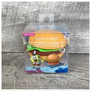 Spongebob Wet n Wild Nautical Cleansing Pads New